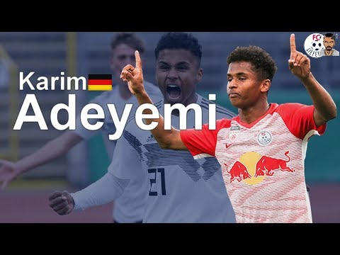Karim Adeyemi | FC Liefering | Goals, Skills, Assists|