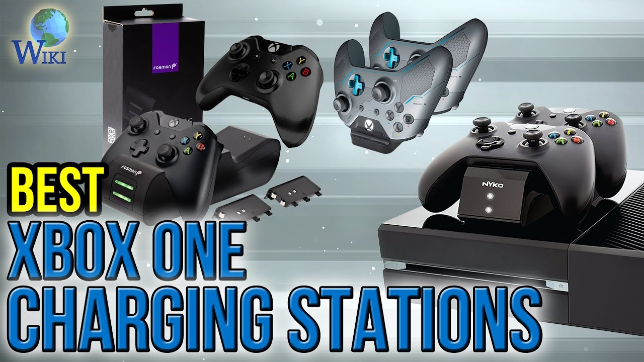 10 Best Xbox One Charging Stations 2017