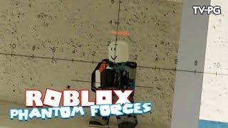 NO SCOPE LEL xD| Roblox Phantom Forces