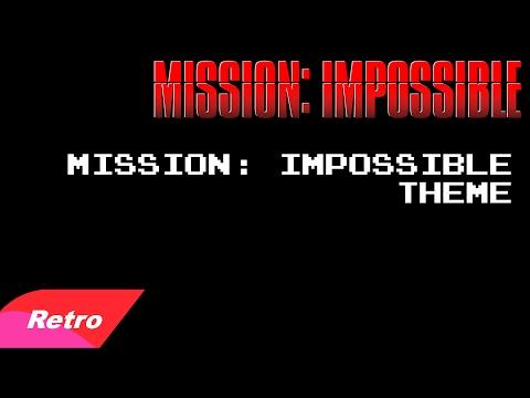 Mission: Impossible Theme (8-Bit Remix)