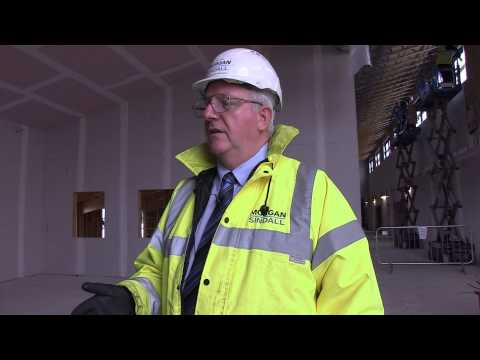 Morgan Sindall - Laying the foundations for a better education