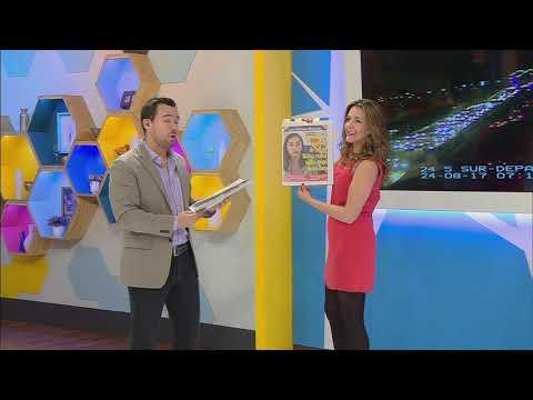 Hola Chile Programa Completo Jueves 24 de Agosto 2017