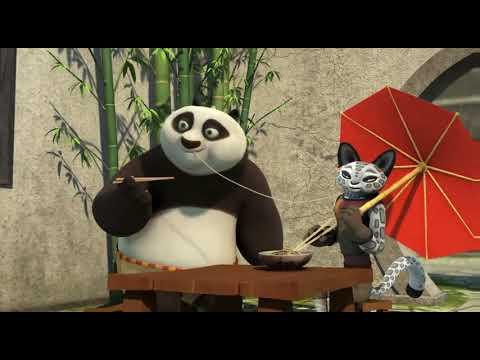 Смотреть мультфильм кунг фу панда легенды потрясности все серии