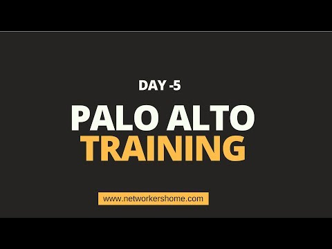 Palo Alto Training -5
