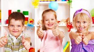 Один день в детском саду. Оригинальный проект. Луганск. Клип на песни Барбариков. Полный версия.