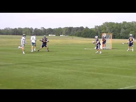 Jason Hollister High School Lacrosse Highlights