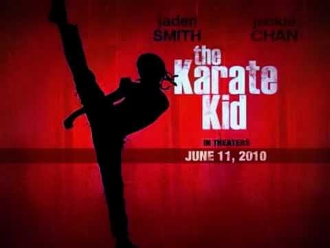 Karate Kid 2010 music