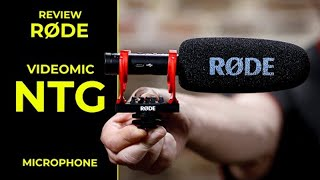 RODE VideoMic NTG Review plus $5000 Gear Giveaway!