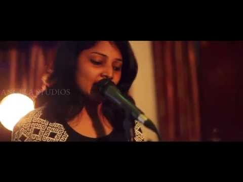 Kannaane Kanne | Vaishnavi Kannan | Angela Studios Unplugged