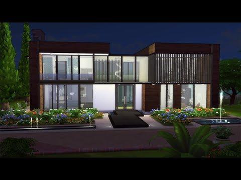 Mountain Escape | 2K SUBS | Speed Build | The Sims 4 CC