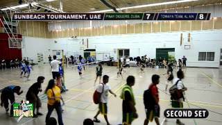 2nd Set - Towaya (Al Ain) VS. Pinay Diggers (Dubai) - 070612