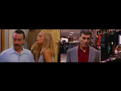 Jackie Brown Money Exchange Sequence Synchronized