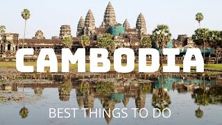 Cambodia Travel | Part One | Siem Reap