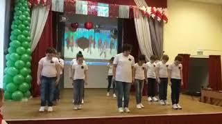 Конкурс танцев в школе