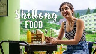 Top 5 Cafes in Shillong, Meghalaya| Exploring the Food during North East India Trip| Tanya Khanijow