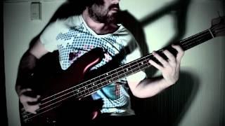 Nirvana - Radio Friendly Unit Shifter (Bass Cover)