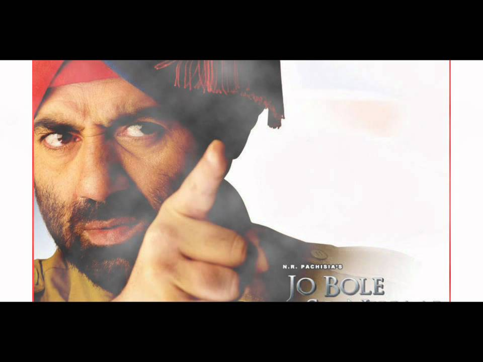 jo bole so nihaal title song