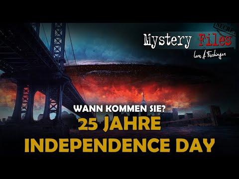 Der UFO-Bericht der USA vs. 25 Jahre Independence Day (UAP/Außerirdische)