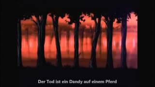 DER TOD IST EIN DANDY - EINSTÜRZENDE NEUBAUTEN  (SPECIAL REMIX)