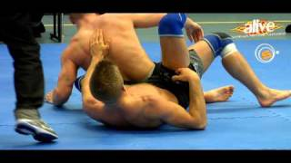 Alive Submission Wrestling Tournament Final 2011, fight 9 med intervju.mov