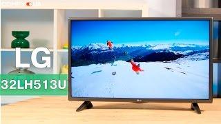 LG 32LH513U - телевизор с хорошим оснащением - Видео демонстрация(УЗНАЙТЕ цену, характеристики и отзывы о LG 32LH513U ..., 2016-10-13T06:34:55.000Z)