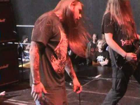 REGURGITATE live at Obscene Extreme 2008