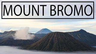MOUNT BROMO | Vlog