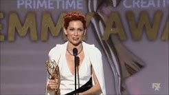 Carrie Preston wins Emmy Award for The Good Wife (2013)