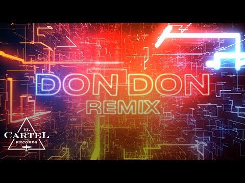Daddy Yankee, Anuel AA, Kendo Kaponi & Sisqo – Don Don Remix (Video con Letra Oficial)