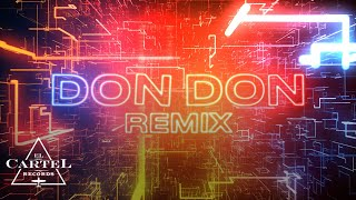 Daddy Yankee, Anuel AA, Kendo Kaponi & Sisqo - Don Don Remix (Official Lyric Video)