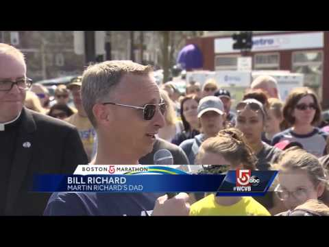 Marking One Boston Day in Dorchester