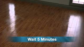 How To Clean Laminate Floors By LamanatorPlus (English)