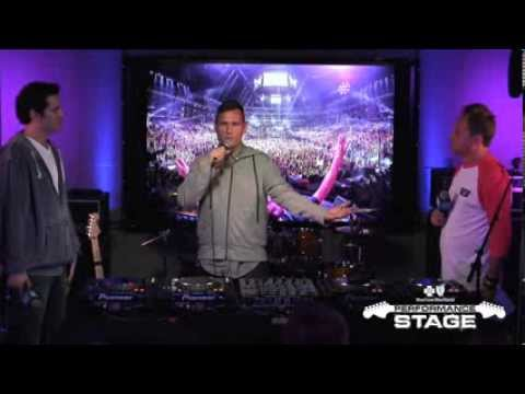 Kaskade Talks About Singing & Performing Live in B96 Chicago Interview