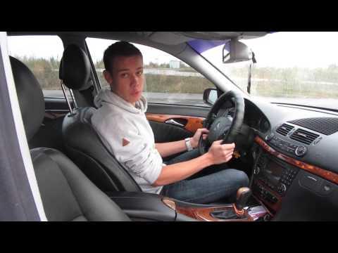 Тест Драйв Mercedes-Benz E-270