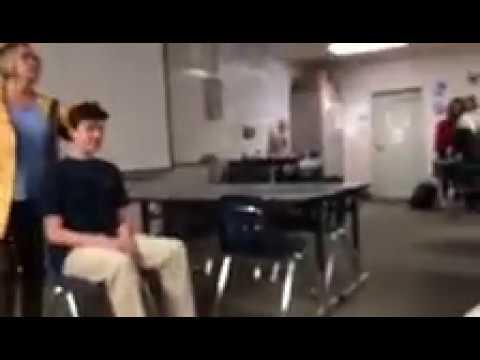 John and Ken - WATCH: 'Disturbing Behavior' From California Teacher Cutting Students Hair