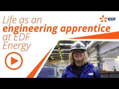 EDF Energy Apprenticeships – Dungeness Power Station