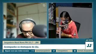 Jornal Jangadeiro 12/05/2021, com Nonato Albuquerque e Karla Moura
