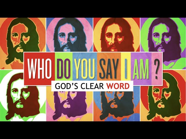 """4th Street Church of Christ Worship 4/18/21 """"Who Do You Say I Am?"""" Pt 2 -- God's Clear Word"""