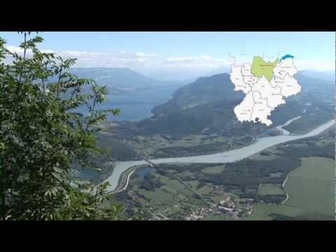 Présentation de la région Rhône-Alpes par la Safer Rhône-Alpes