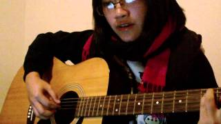 Big Big World - Sunnie Nguyen (guitar cover)