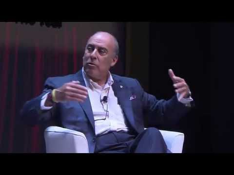 World Entrepreneur Of The Year - Muhtar Kent interviewed by Mark Weinberger
