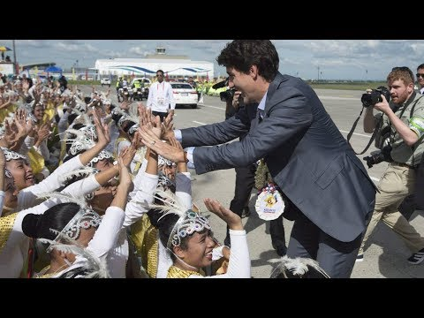 Philippines human rights not main focus of Trudeau visit: Freeland