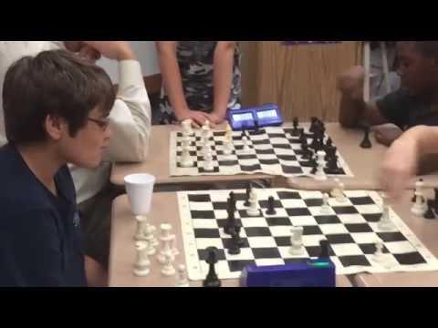 Ransom Middle School's Chess Club