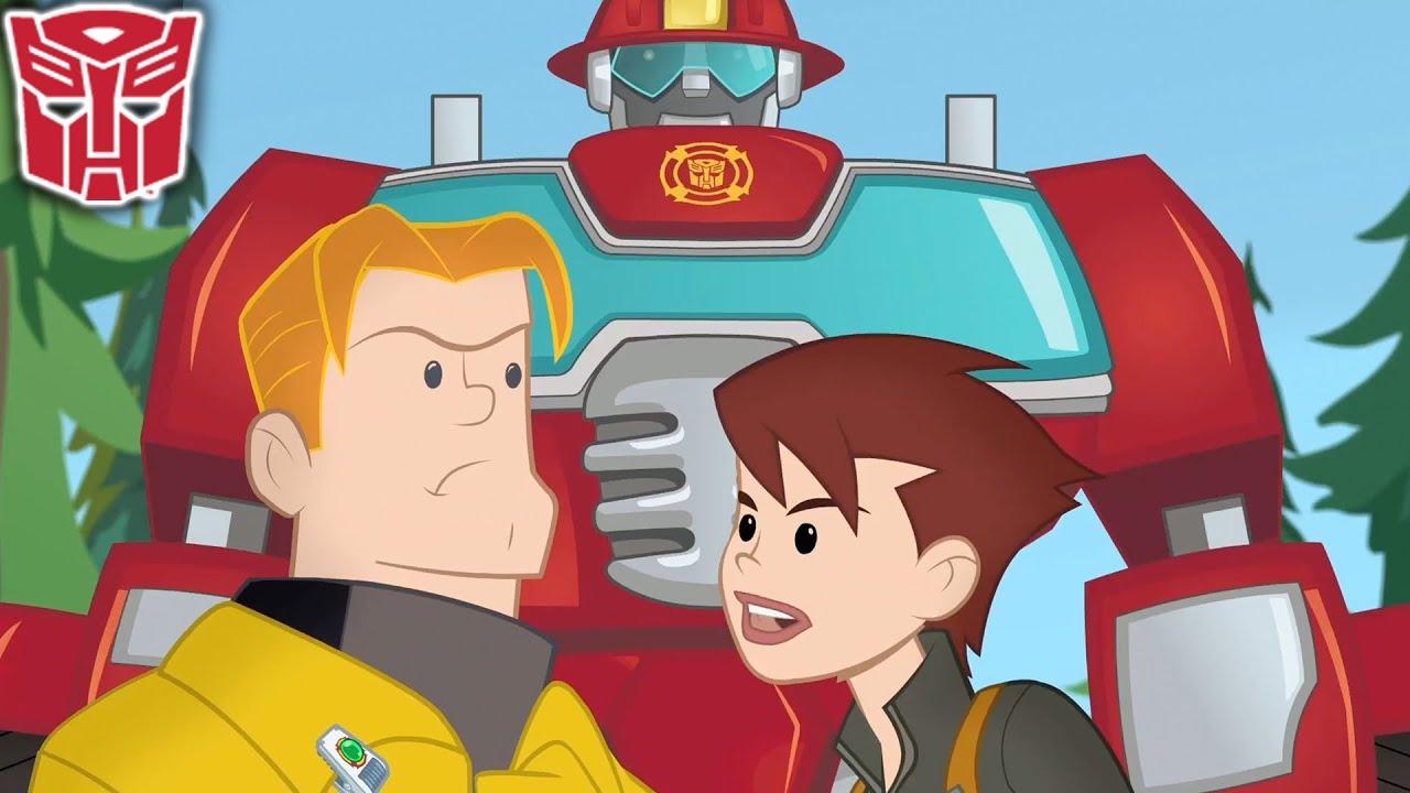 Transformers em português | Sistema do Amigo | Rescue Bots | T2 Ep.15 | Episódio Completo