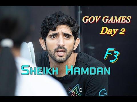 Sheikh Hamdan & F3 – MEN'S QUALIFIERS DAY1 (Gov Games 4 April , 2019)