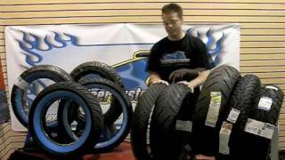 Motorcycle Tires - What You Really Need to Know - Video Guide: Tip of the Week