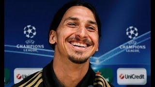 Las Frases mas LOCAS de Zlatan Ibrahimovic | Zlatan Crazy !