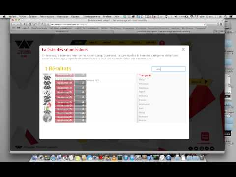 TunisianaWebAwards hack