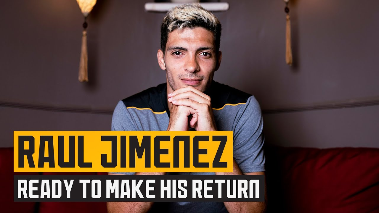 Raul Jimenez on returning for pre-season, fans' support, Bruno Lage and more!