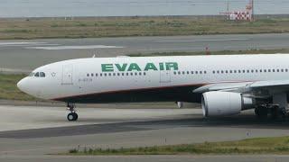 Download lagu エバー航空 EVA AIR A330-300 B-16339 KIX